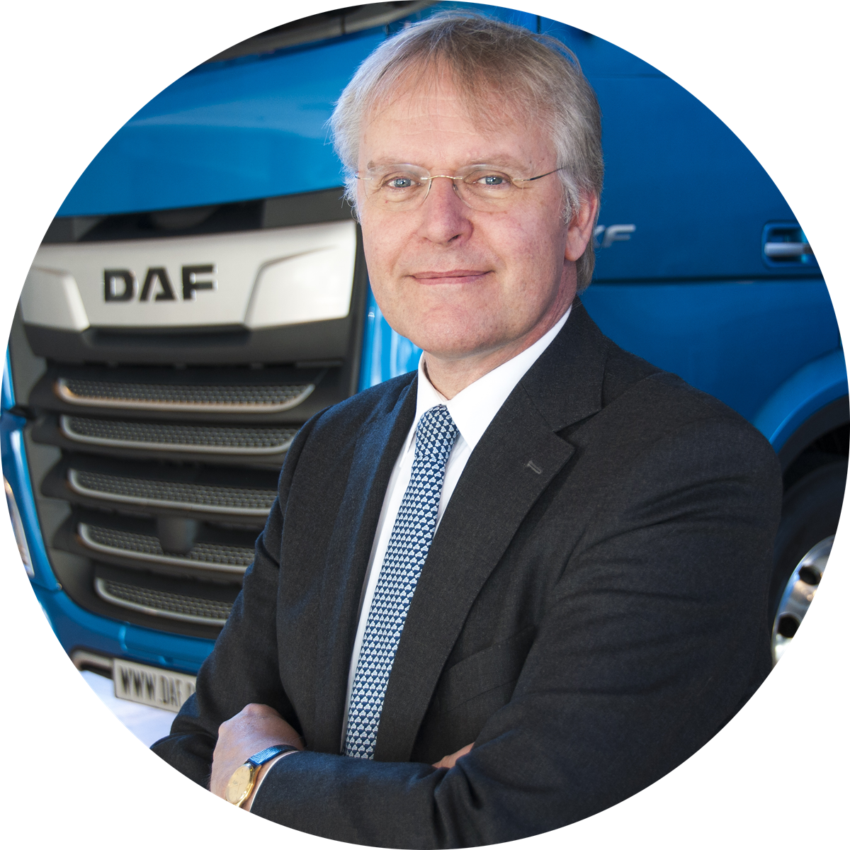 Richard Zink DAF
