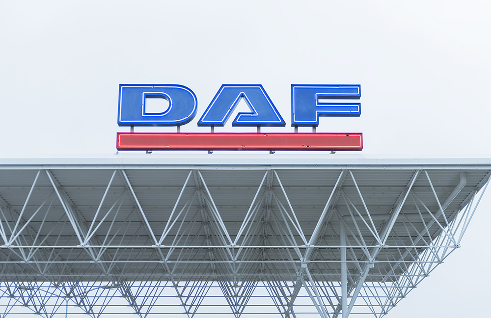 DAF-Trucks-entrance-daf-logo