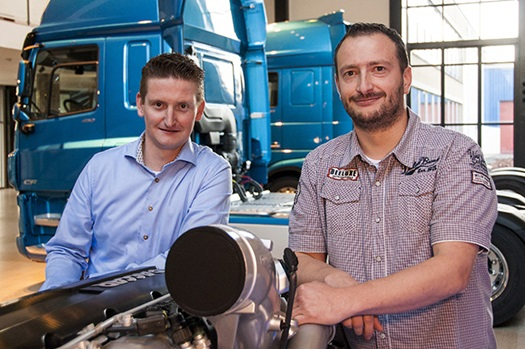 Robert-Stefan-Janssen-Working-at-DAF-DEF