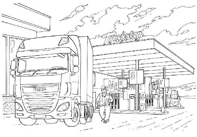 daf daf trucks n v