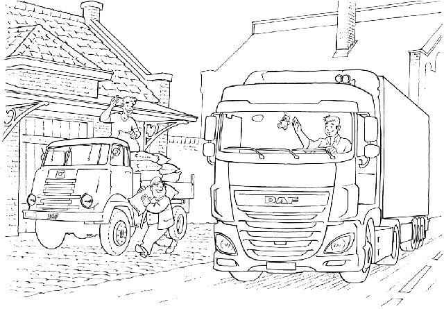 Daf Fun Daf Trucks N V