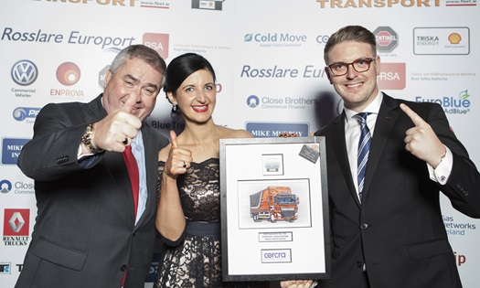 DAF Irish Truck of the year