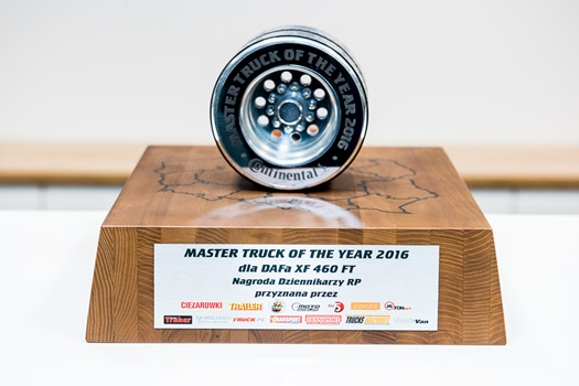 DAF XF 460 Master Truck of the Year 2016