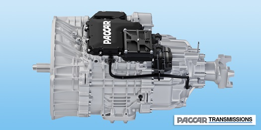 PACCAR transmission