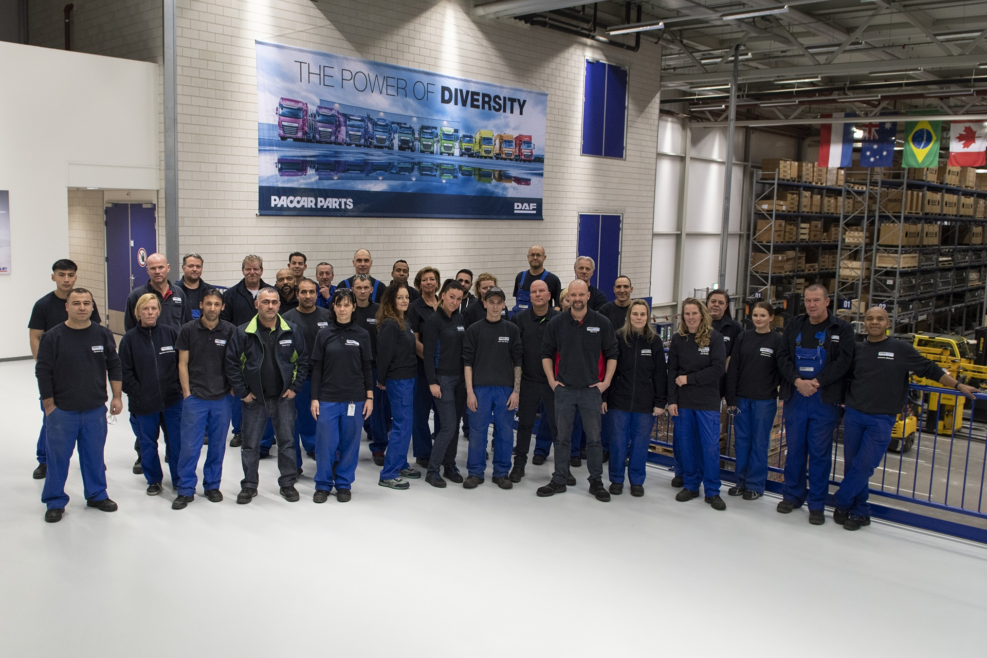 Paccar Parts Distribution