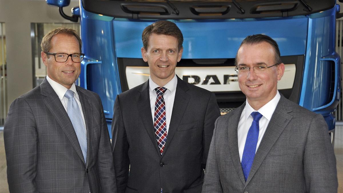 DAF BoM Harry Wolters Jos Habets Harald Seidel