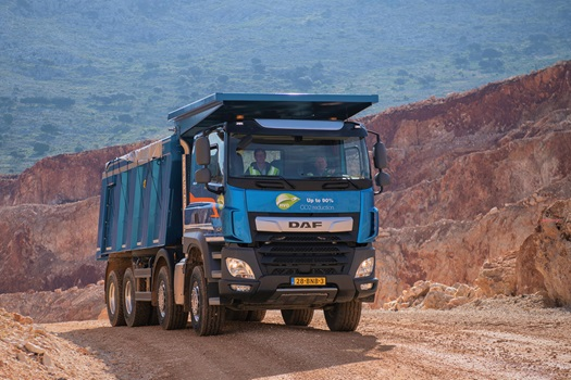 DAF CF Construction
