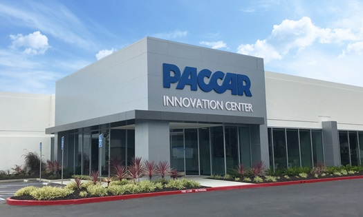 PACCAR Innovation Center California