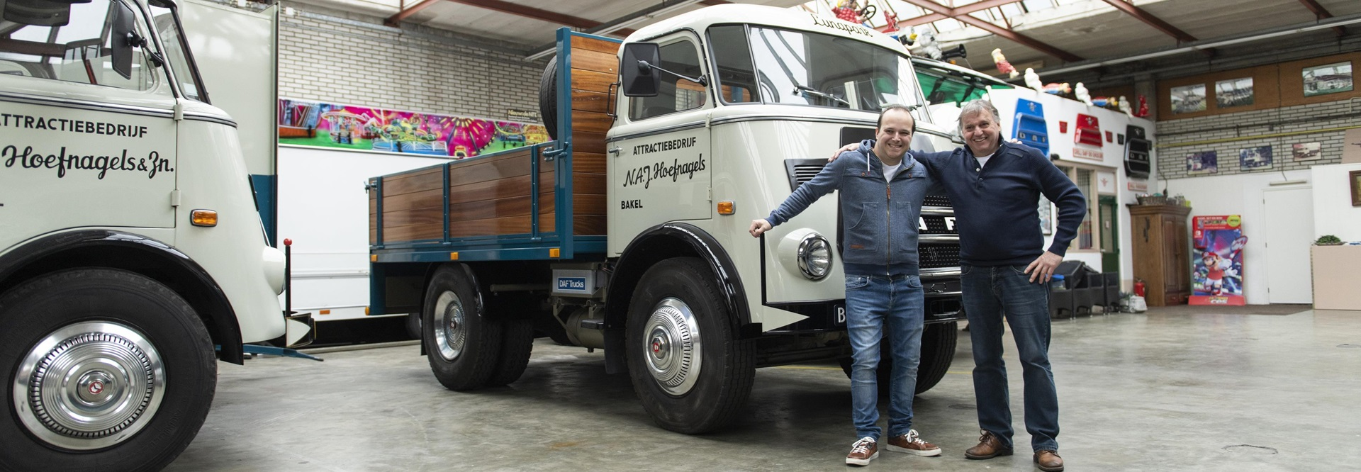 Oldest-DAF-truck-still-in-commercial-Use-DAF-A1600-from-1968