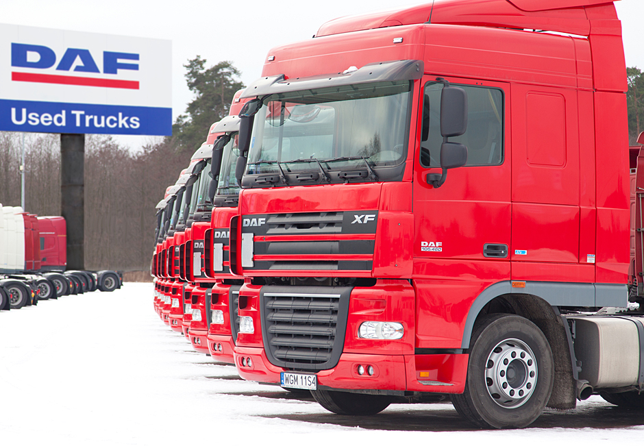 Used Truck Centre Warsaw