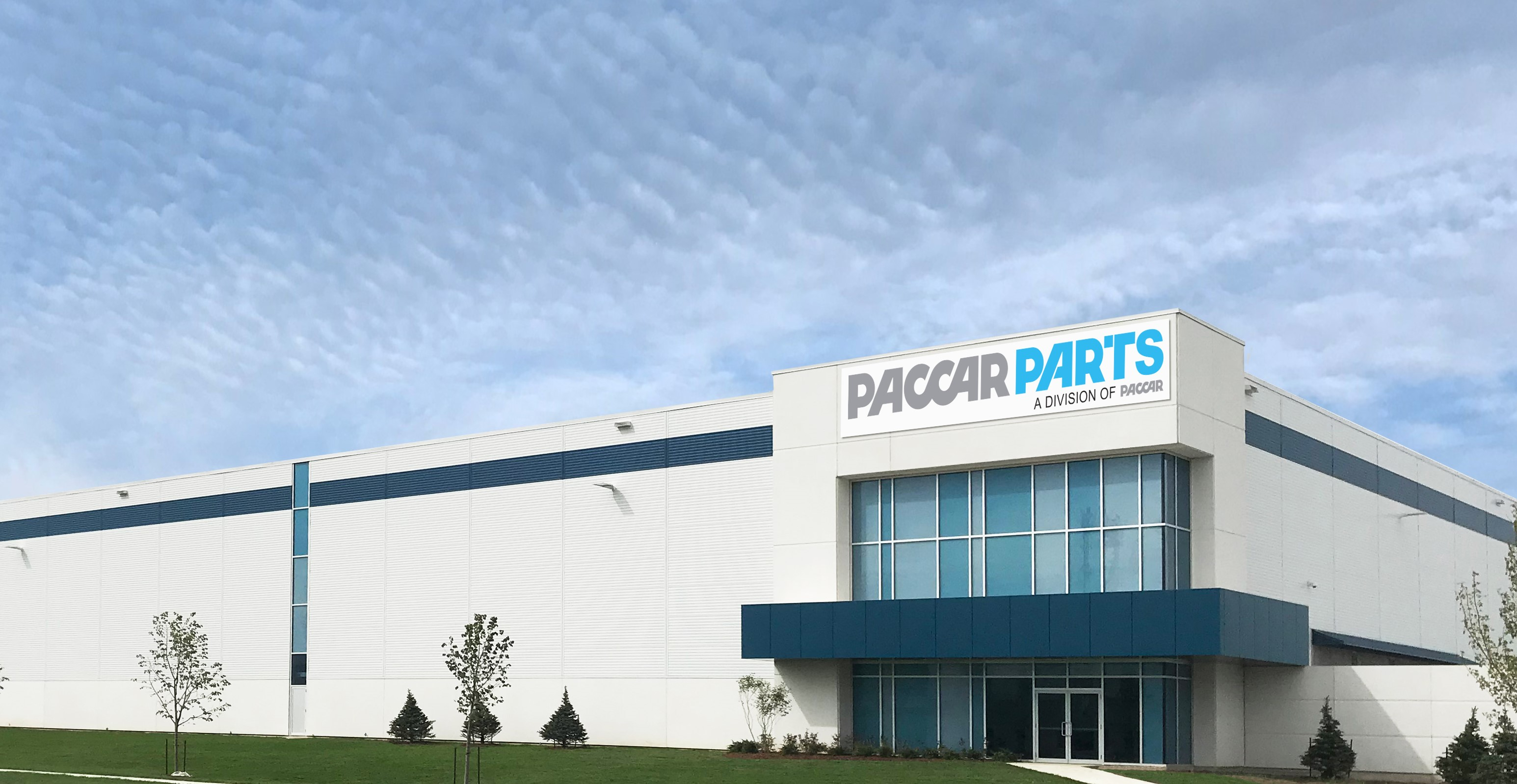Toronto PACCAR Distribution Center