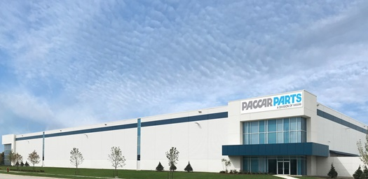 PACCAR Parts Distribution Center in Toronto, Canada