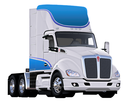Kenworth-T680-E-Electric-Vehicle
