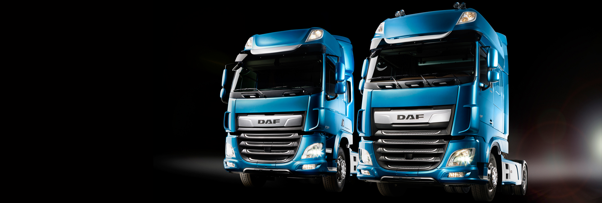 DAF CF and XF Euro 6