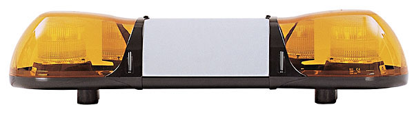 Britax Light Bar 750mm WITH NO LIGHT MODULES ideal for spares