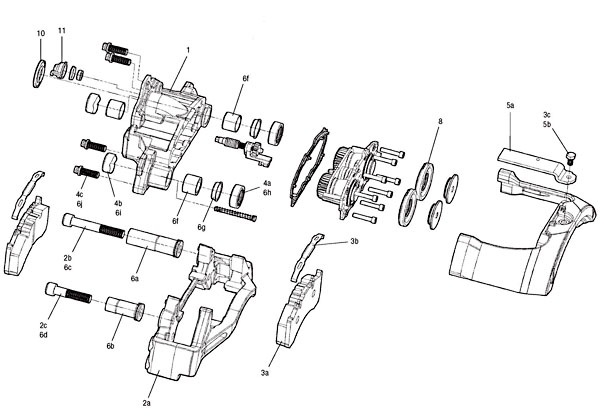 parts for carrier